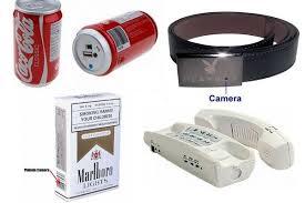 Замаскированные видеокамеры